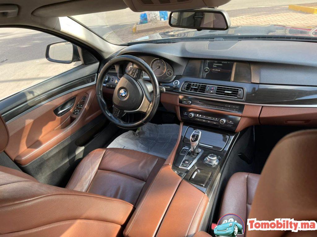 BMW Série 5 - 2013